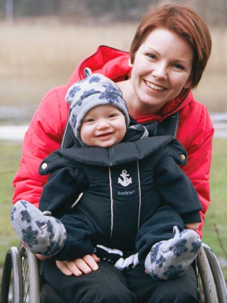 Πώς επηρεάζει η εγκυμοσύνη μια γυναίκα με κάκωση νωτιαίου μυελού;